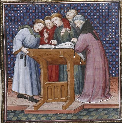 choirbook