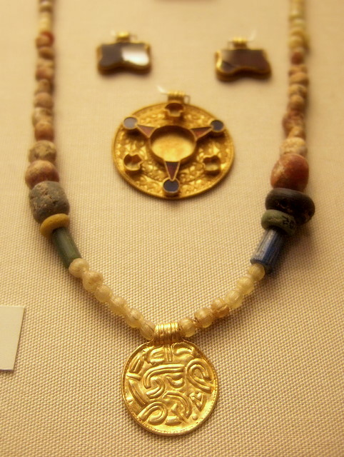 Anglo-Saxon Necklace